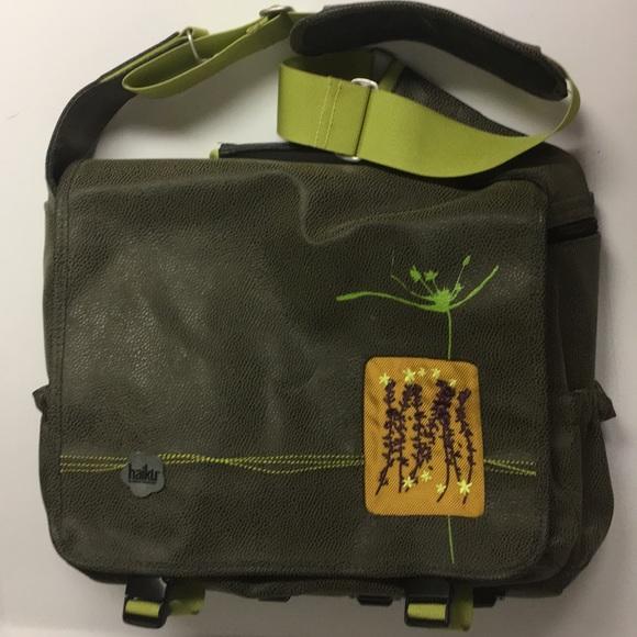 Haiku Handbags - Haiku Laptop Crossbody Commuter Bag